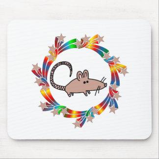 Mousepad Estrelas do rato