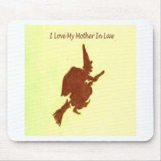 Mousepad Eu amo minha sogra