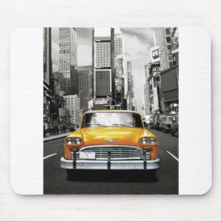 Mousepad Eu amo NYC - táxi de New York