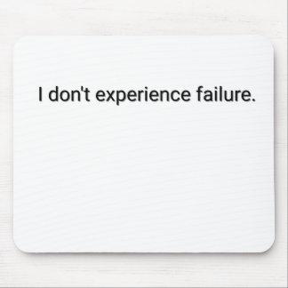 Mousepad Eu não experimento a falha