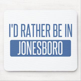 Mousepad Eu preferencialmente estaria em Jonesboro