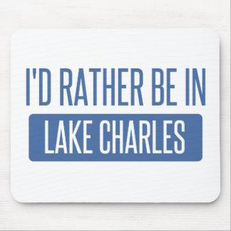 Mousepad Eu preferencialmente estaria em Lake Charles