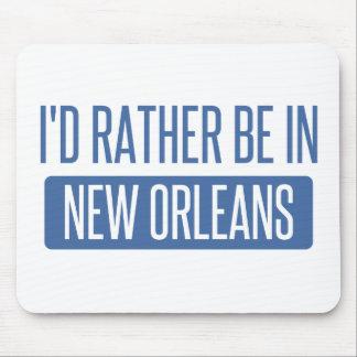 Mousepad Eu preferencialmente estaria em Nova Orleães