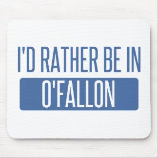 Mousepad Eu preferencialmente estaria em O'Fallon