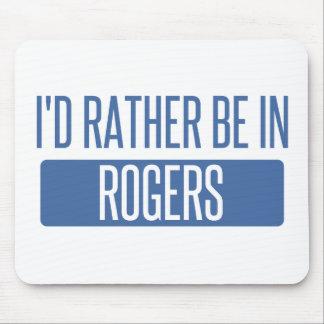 Mousepad Eu preferencialmente estaria em Rogers