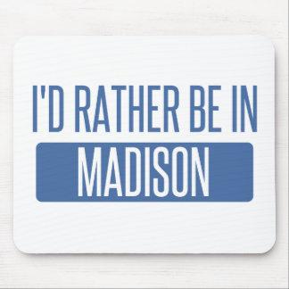 Mousepad Eu preferencialmente estaria em WI de Madison