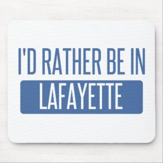 Mousepad Eu preferencialmente estaria no LA de Lafayette