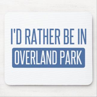 Mousepad Eu preferencialmente estaria por terra no parque