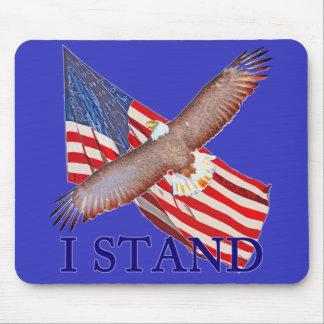 Mousepad eu represento América