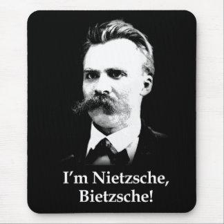 Mousepad Eu sou Nietzsche, Bietzsche!