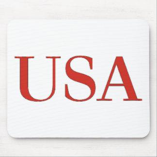 Mousepad EUA - Nacional patriótico dos Estados Unidos da