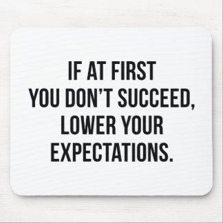 Mousepad Expectativas