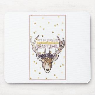 Mousepad Explorador dos cervos