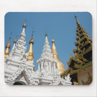 Mousepad Exterior do pagode de Shwedagon