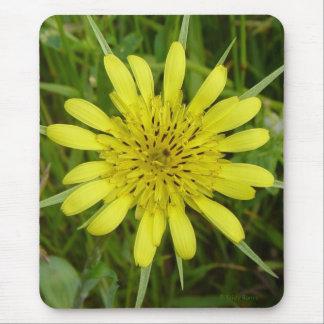 Mousepad F0009 Wildflower amarelo dois