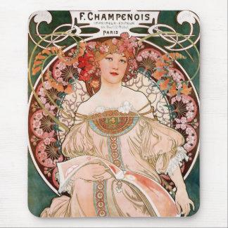 Mousepad F. Champenois Imprimeur Editeur