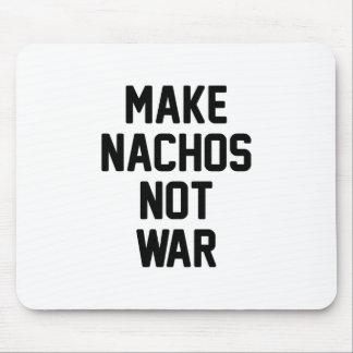 Mousepad Faça a guerra dos Nachos não
