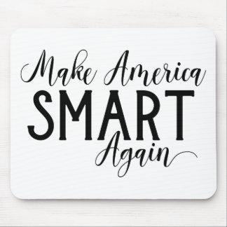 Mousepad Faça a resistência do Anti-Trunfo de América Smart