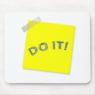 Mousepad Faça-o!
