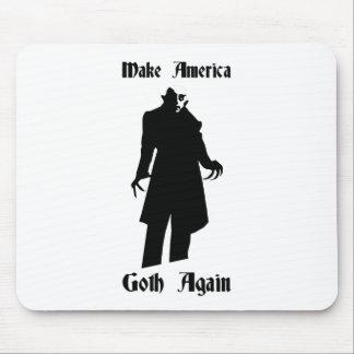 Mousepad faça o gótico de América outra vez