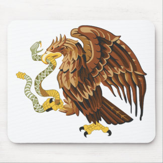 Mousepad Falcão e cobra