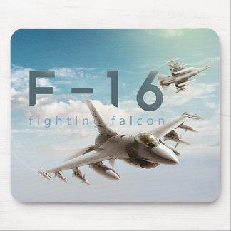 Mousepad Falcão F-16 de combate