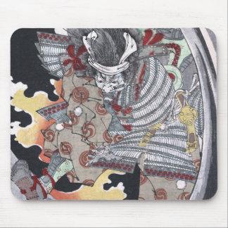 Mousepad Fantasma de Ukiyo-e Yokai do japonês por