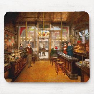 Mousepad Farmácia - a farmácia 1910 de Congdon