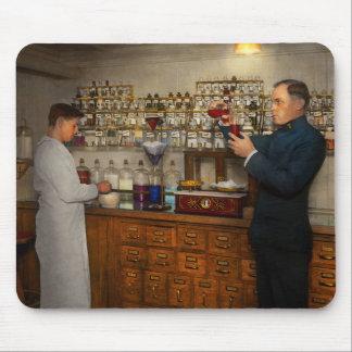 Mousepad Farmácia - mixologist 1905