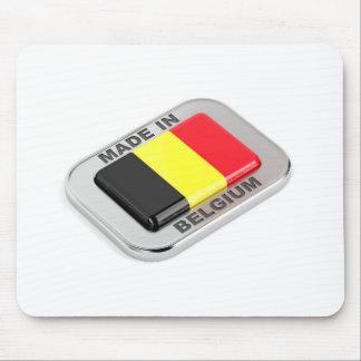 Mousepad Feito em Bélgica