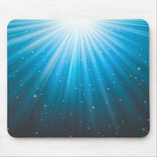 Mousepad Feixe de Sun dos raios inspirado