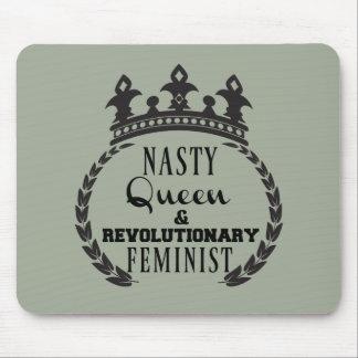Mousepad Feminista da rainha