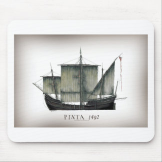 Mousepad Fernandes 1492 tony de Pinta