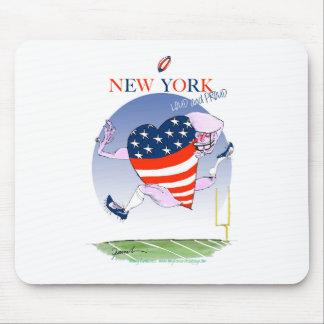 Mousepad Fernandes tony altos e orgulhosos de New York,