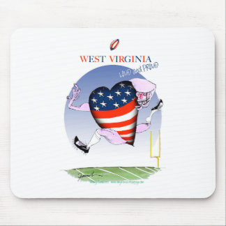 Mousepad fernandes tony altos e orgulhosos de West