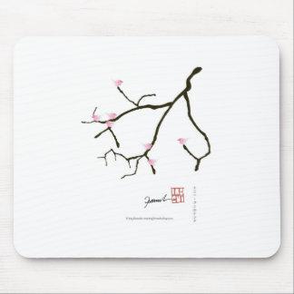Mousepad fernandes tony sakura com os 7 pássaros