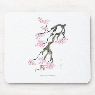 Mousepad fernandes tony sakura com peixe dourado