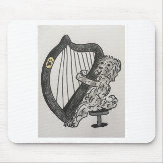 Mousepad Filhote de cachorro da harpa