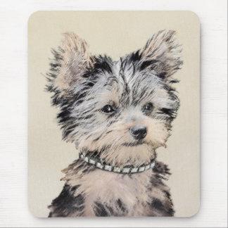 Mousepad Filhote de cachorro do yorkshire terrier