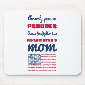 Mousepad firefighter_mom