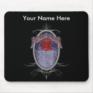 Mousepad Firemans Prayer_