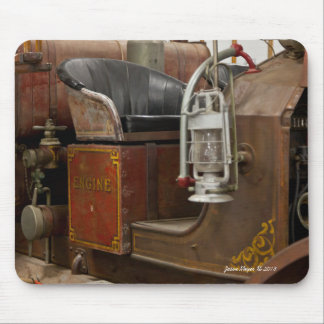 Mousepad Firetruck antigo