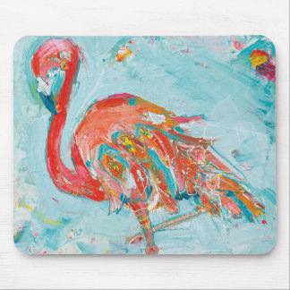 Mousepad Flamingo brilhante