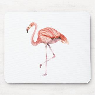 Mousepad Flamingo cor-de-rosa