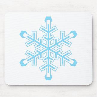 Mousepad Floco de neve