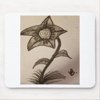 Mousepad flor coberta #1.