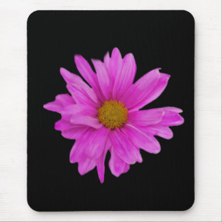 Mousepad Flor cor-de-rosa da margarida do Gerbera