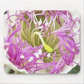 Mousepad Flor da flor da alcaparra