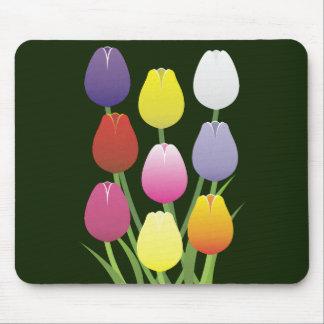 Mousepad Flor da tulipa