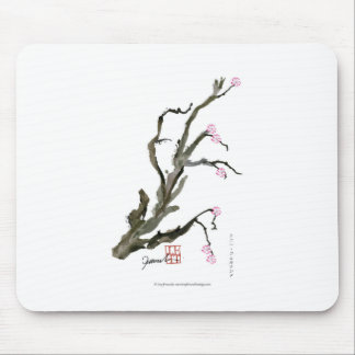 Mousepad Flor de cerejeira 15 Tony Fernandes